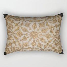 Intricate Bowl, 12th-13th century Rectangular Pillow