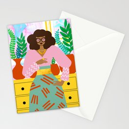 Taurus Sanctuary Stationery Cards