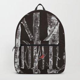 Lone Cardinal Backpack