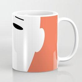 Line Guy Coffee Mug