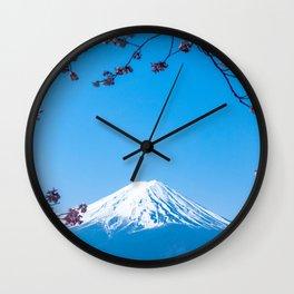 Tokyo 11 Wall Clock