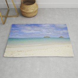 Lanikai Beach Rug