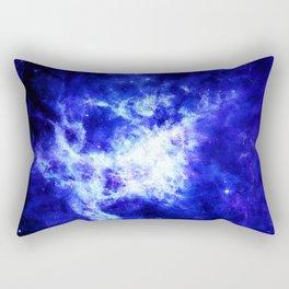Galaxy #4 Rectangular Pillow