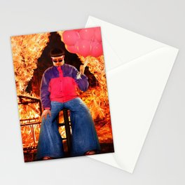 Oliver Tree - Burry Me Alive Stationery Cards