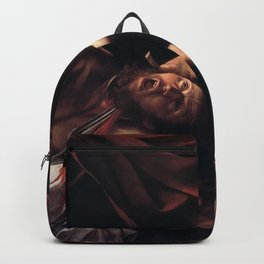 Michelangelo Merisi da Caravaggio - Judith Beheading Holofernes Backpack