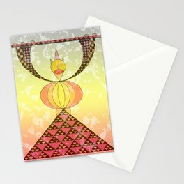 El de timanfaya Stationery Cards