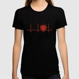 Jeweler Heartbeat T-shirt