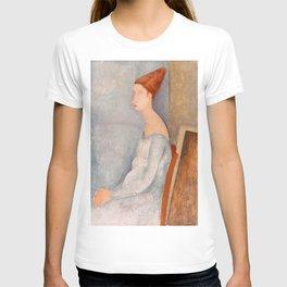 Amedeo Modigliani - Portrait of Jeanne Hébuterne T-shirt