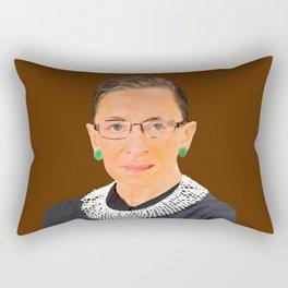Ruth Bader Ginsburg Quote Rectangular Pillow