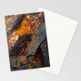 Grunge Texture 10 Stationery Cards