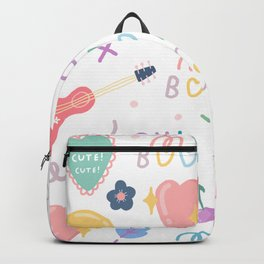 Paste love Backpack