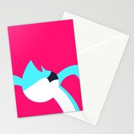 Mordecai - Regular Show Stationery Cards