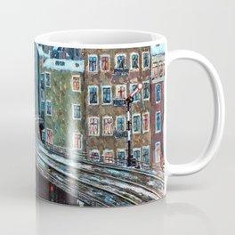 Hans Baluschek - Working-class City - Digital Remastered Edition Coffee Mug