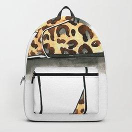 Cheetah print ! Backpack