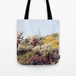 Arizona Color Tote Bag