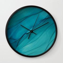 Ripple Relapse Wall Clock