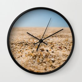 Grains of Sand Wall Clock
