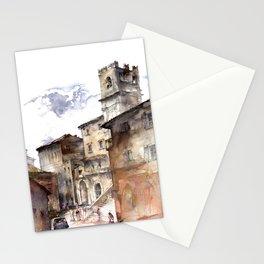 Cortona, Italy Stationery Cards