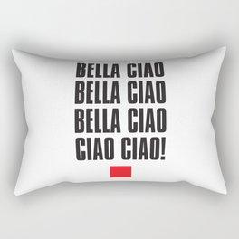 Bella Ciao! Rectangular Pillow