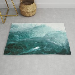 LANDSCAPE PHOTOGRAPHY OF GRAY MOUNTAIN Rug