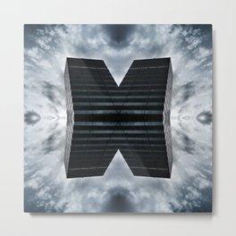 #111 Metal Print