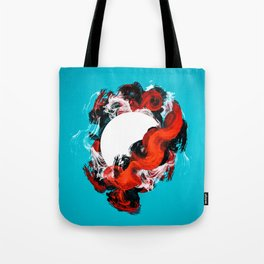 In Circle - I Tote Bag