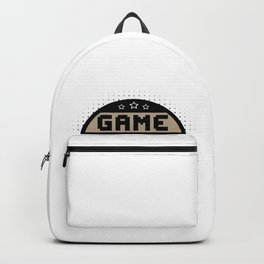 Game On, Gamer Gift, Video Game, Gaming Backpack