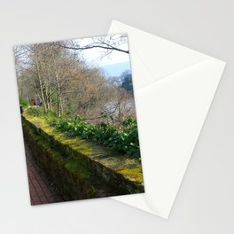Road By The River Dee Stationery Cards