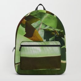 Hunting the Green Miami Beach Botanical Garden Backpack