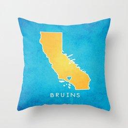 UCLA Bruins Throw Pillow