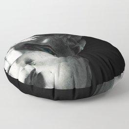 David's eye Floor Pillow