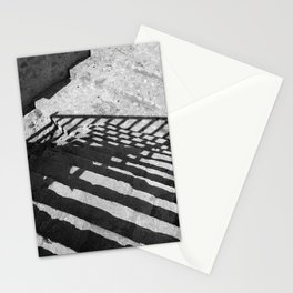 Steps and Shadows 2 Stationery Cards