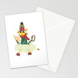 Oli in Festive Season Stationery Cards