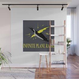Infinite Plane Radio Wall Mural