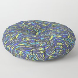 Plait Pattern Floor Pillow