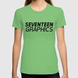 Seventeen Graphics T-Shirt T-shirt