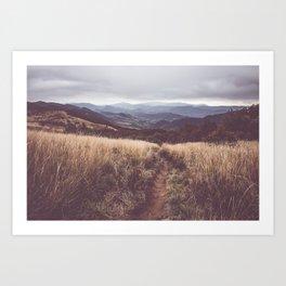 Bieszczady Mountains - Landscape and Nature Photography Kunstdrucke
