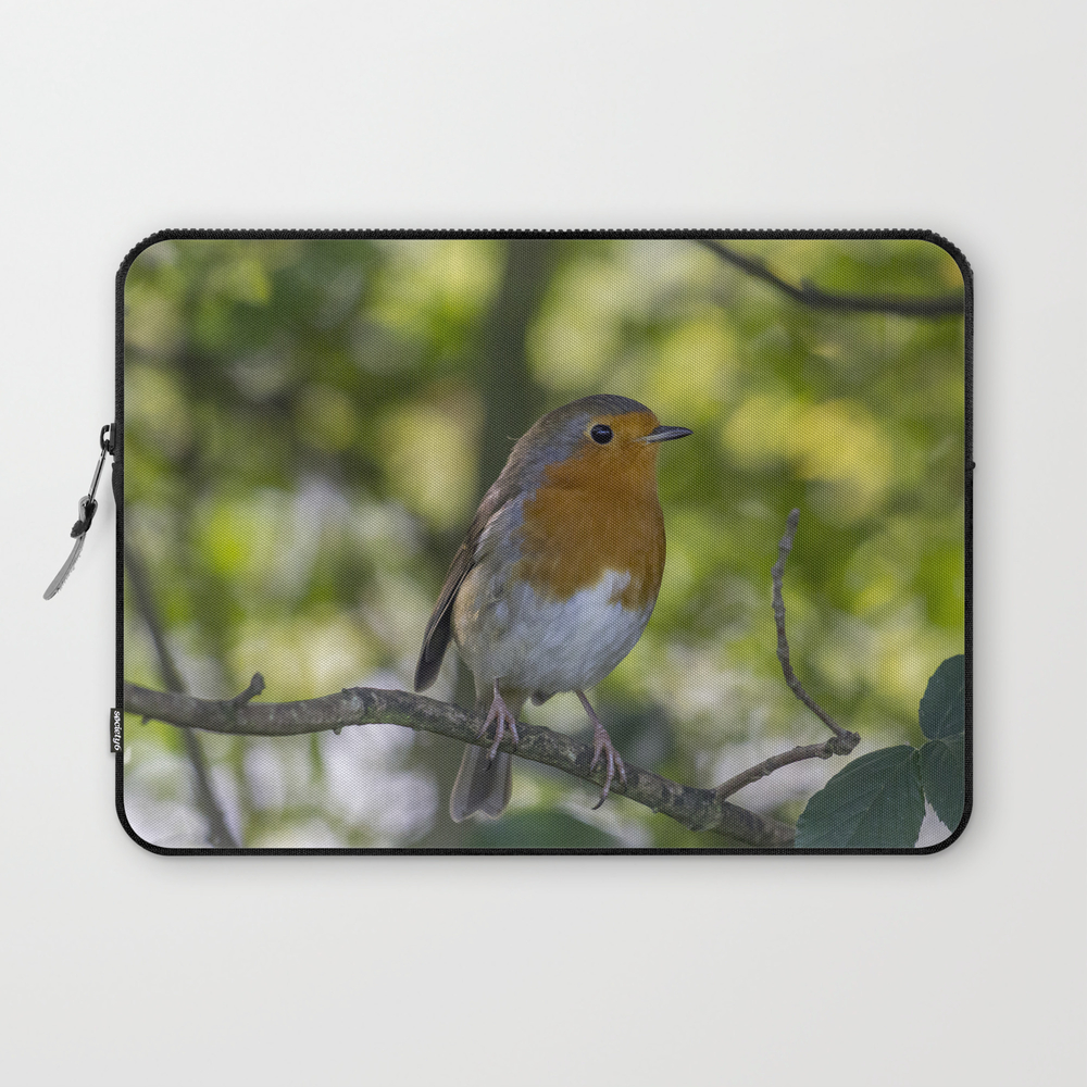 Robin Redbreast. Laptop Sleeve (LSV7677595) photo