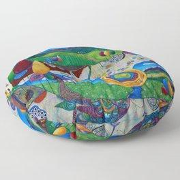 Multiverse Floor Pillow