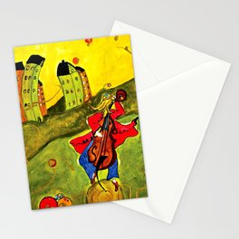 Peintre 2 Stationery Cards