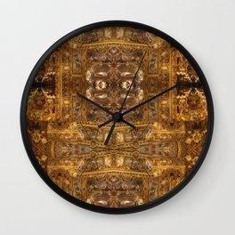 Opera Garnier Wall Clock