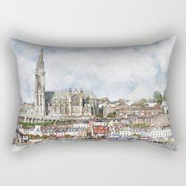 Cobh, Ireland Rectangular Pillow