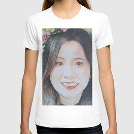 Black Pink Jisoo T-shirt