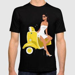 Vespa Style T-shirt