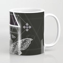 Mysterious moth Coffee Mug