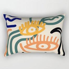 Untitled imagination Rectangular Pillow