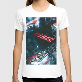 Flipper arcade bar T-shirt