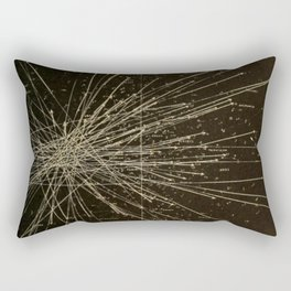 Meteor Shower Rectangular Pillow