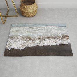Brown Beach Rug