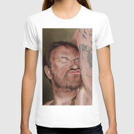 Captain  Mike (The Curious Case of Benjamin Button) T-shirt